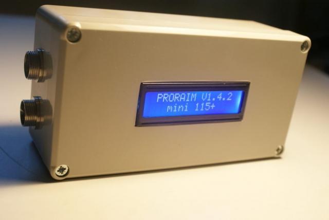 Електронно управление и захранване за система Прорайм 115